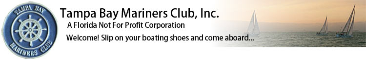 Tampa Bay Mariners Club, Inc. - Shopping Cart